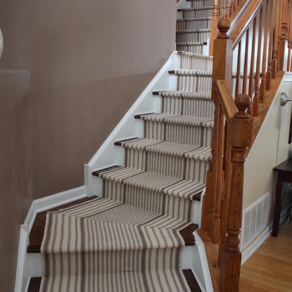 Give Your Place A Makeover By Laying Stair Runners