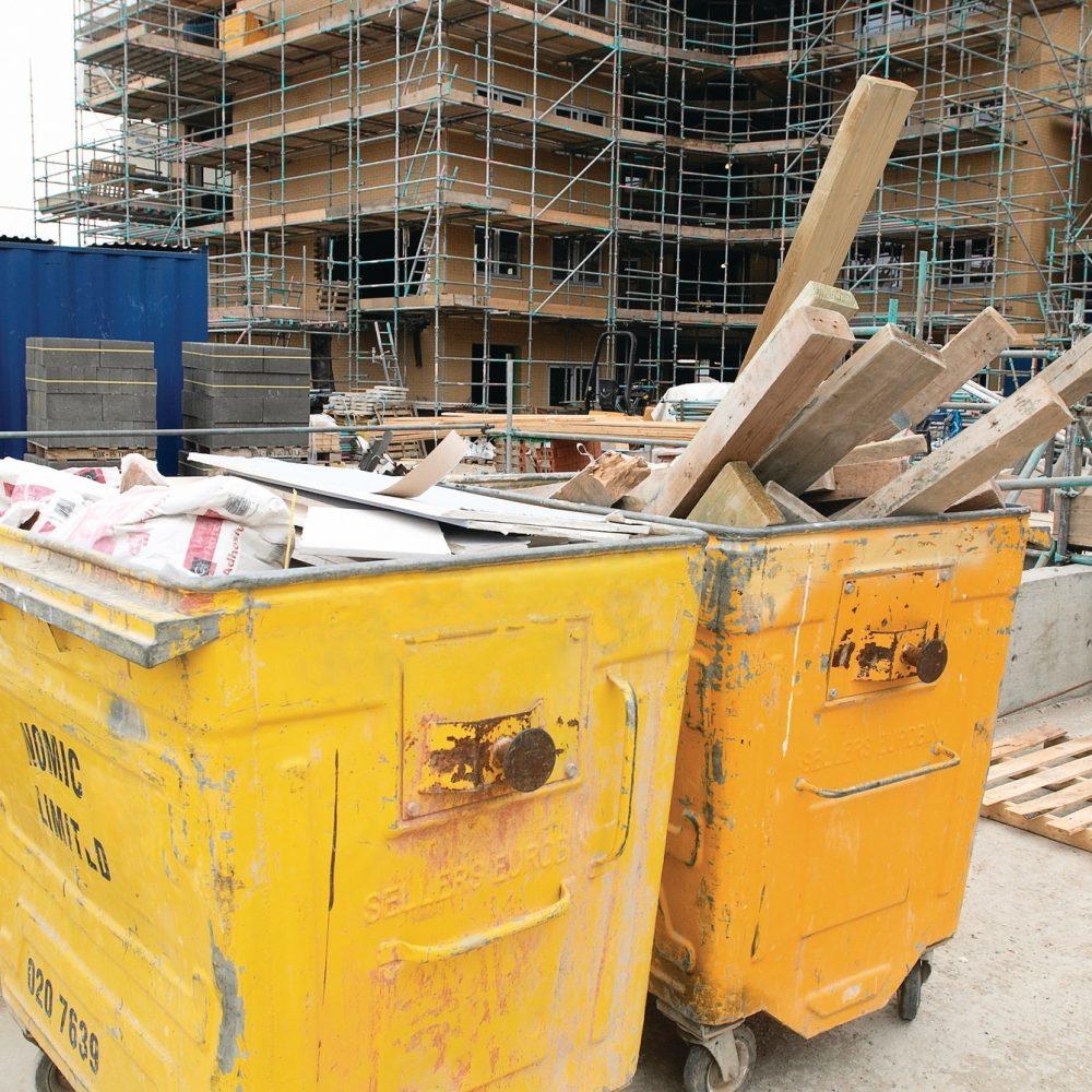 Efficient Ways To Abolish Construction Waste