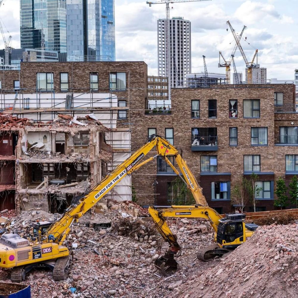 Why Do You Need Professional Demolition Services?
