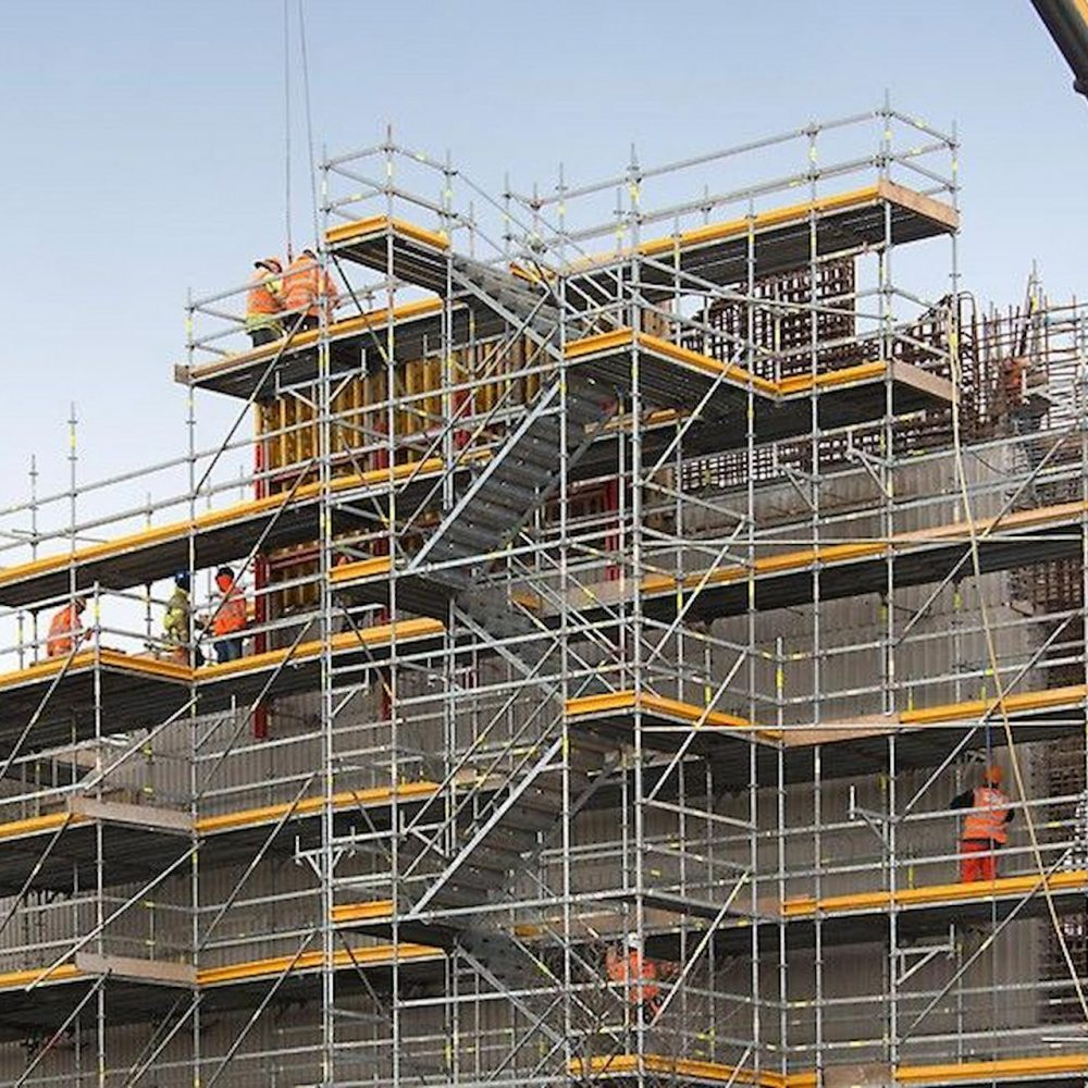 How To Get The Best Scaffolding Services On Hire?